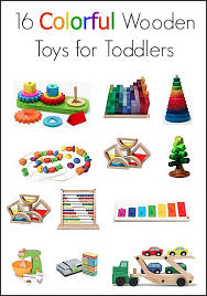 gift ideas for toddlers 16 colorful toys made from wood buggy