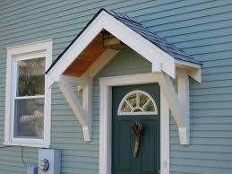 Exterior Door Awnings Awesome Front Door Awnings Jacshootblog Furnitures Front Door