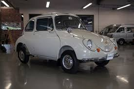 subaru 360 pickup a glimpse inside subaru u0027s secret collection of cars autoguide