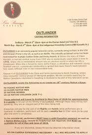 Seeking Text Outlander Is Seeking 100 Indigenous Moose Fm Cfxn 106 3