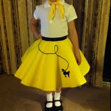 50s Halloween Costumes Poodle Skirts 21 50 U0027s Fashion Images Poodle Skirts Costume