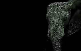 cool elephant wallpaper free elephant art wallpapers full hd long wallpapers