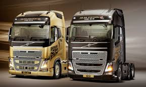 volvo lorry volvo trucks announce the u0027ailsa u0027 limited edition commercial