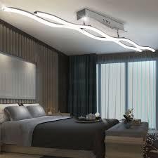 Beleuchtung Wohnzimmer Ebay Led 20w Design Decken Leuchte Alu Flur Büro Lampe Wohnzimmer