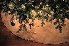 tree skirt burlap bazaraurorita