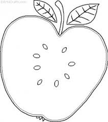 fruits coloring page аплики фрукты ягоды pinterest colouring