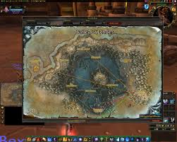 World Of Warcraft Map by Map Coords Compasses World Of Warcraft Addons