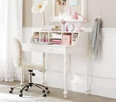 White Children S Desk by Whitney Writing Desk Pottery Barn Kids
