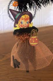 top 25 best vintage halloween crafts ideas on pinterest black