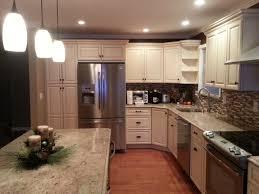 custom white kitchen cabinets furniture awesome semi custom kitchen cabinets with l shaped