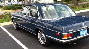 classic mercedes this beautiful classic mercedes only has 35 000 miles