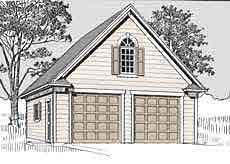 round garage plans like the side entrance but not the round window additions for the