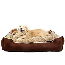 Dog Beds With Cover Best Dog Bed For Golden Retriever Dogware Space