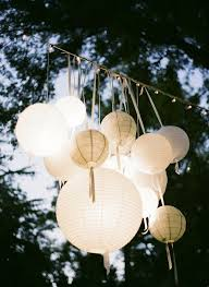 paper lanterns with lights for weddings paper lanterns summer wedding google search sultry wedding