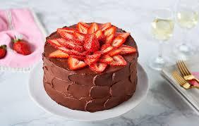 chocolate strawberry chocolate strawberry cake delicious idea for a