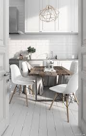 cuisine style nordique déco scandinave 50 idées pour décorer votre cuisine au style
