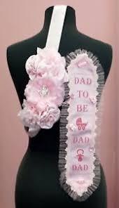 baby shower ribbon baby shower sash corsage maternity belt sash to be ribbon