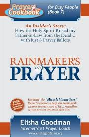 prayer cookbook for busy book 7 rainmaker s prayer by