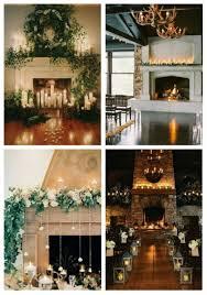 fireplace decor ideas 50 wedding fireplace decor ideas happywedd com