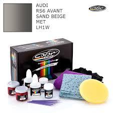 audi touch up paint audi rs6 avant sand beige met lh1w touch up