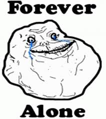 Memes Forever Alone - reaction pic forever alone
