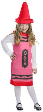 crayon costume kids crayon costume by dress up america clothing