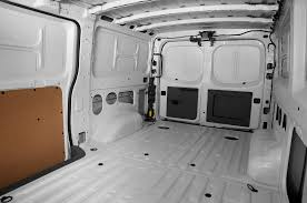 nissan cargo minivan 2014 nissan nv1500 rear seats interior photo automotive com