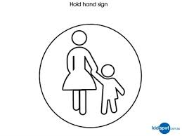 traffic sign kids activities colouring pages
