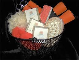 fitness gift basket fitness soap gift basket