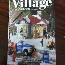 department 56 halloween village clearance department 56 village d tails handbook christmas store