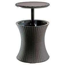 Patio Accent Table by Upc 731161034114 Keter Rattan Cool Bar Upcitemdb Com
