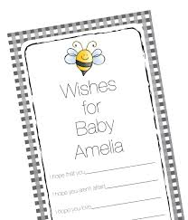 Bridal Shower Wish Photo Baby Shower Wishes For A Image