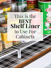 should i put shelf liner in new cabinets one last decorating detail to update in my own style