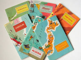 Why vintage travel guides are the ultimate collectible