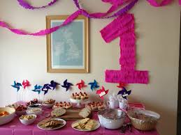 pleasurable design ideas party decorations at home 1st birthday