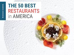 best restaurants in america business insider