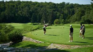 thanksgiving golf online tee times deerhurst resort muskoka ontario
