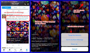 twitter tips create and share your own twitter moments