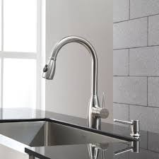 High End Kitchen Faucet by Bathroom Brushed Nikel Shower Faucet Curved Spout With Funnel By