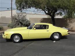 chevrolet camaro 1974 1974 chevrolet camaro custom coupe 98097
