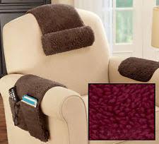 Armchair Remote Caddy Chair Arm Organizer Ebay