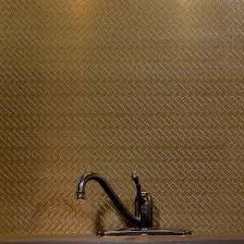 Peel And Stick Metal Backsplash by 45 Best Aspect Peel U0026 Stick Tiles Images On Pinterest Stick