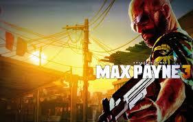max payne 3 2012 game wallpapers wallpaper uzi max payne 3 rockstar games weapons the gun bald