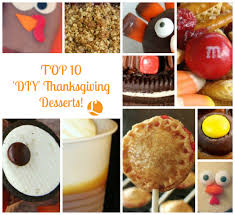 top 10 diy thanksgiving desserts living rich with coupons