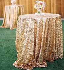 cheap wedding linens best 25 glitter table cloths ideas on gold glitter