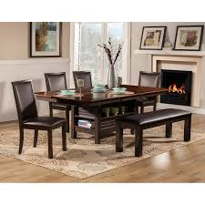 woodbridge home designs furniture review alpine furniture davenport dining table hayneedle