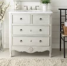 cottage bathroom vanity 34 causal style distress grey daleville