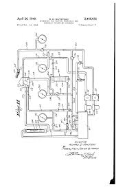 patent us2468635 apparatus for testing hydraulic and electric