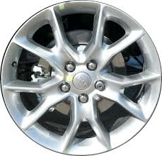 jeep grand cherokee wheels aly9138u20 hypv jeep grand cherokee wheel hyper silver 1vh41dd5ad