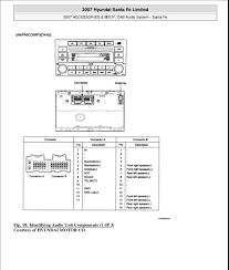 hyundai accent radio wiring diagram wiring diagram byblank